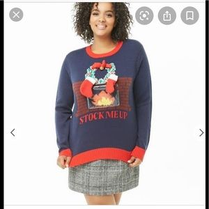Forever 21 Ugly Holiday Sweater